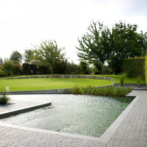 Swimming pond Tienen