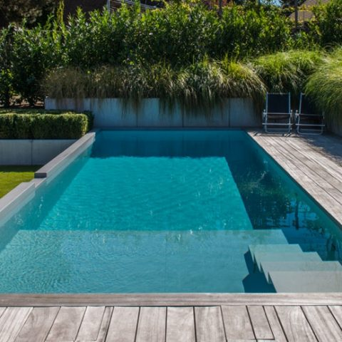 Bio swimming pool Herent