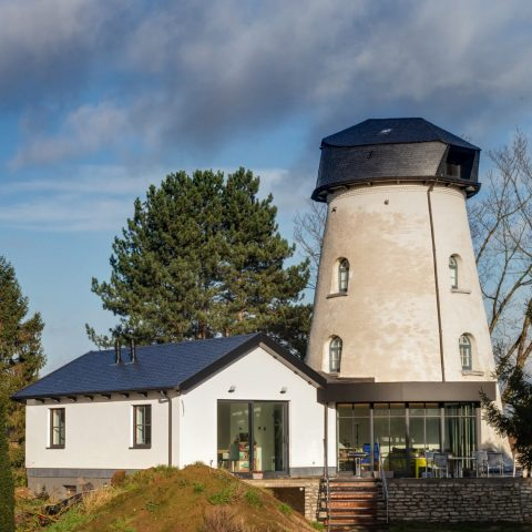 Restoration mill Veltem