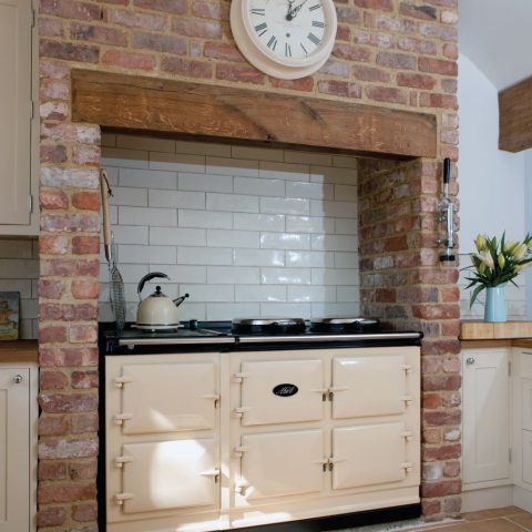 An AGA completes your home