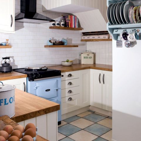 AGA fits in every kitchen