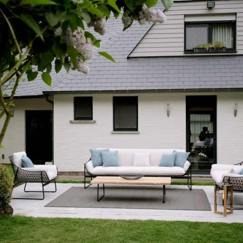 Exclusive garden sets project JJ in Kapellen