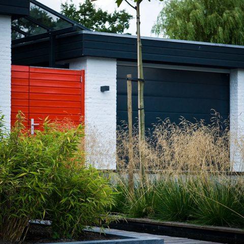 Villa garden Vinkeveen