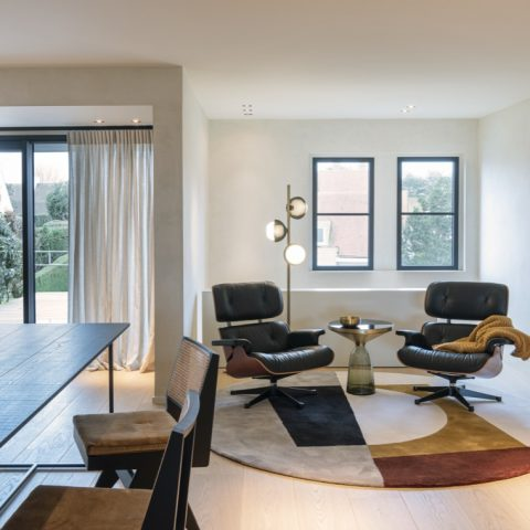 Exclusive interior apartment Knokke