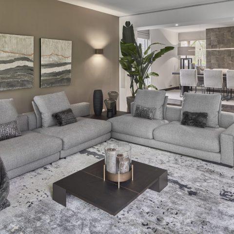 Interieurontwerp vrijstaande villa