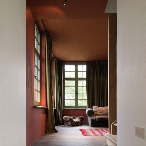 Exclusieve houten vloeren project i.s.m. Stephane Boens