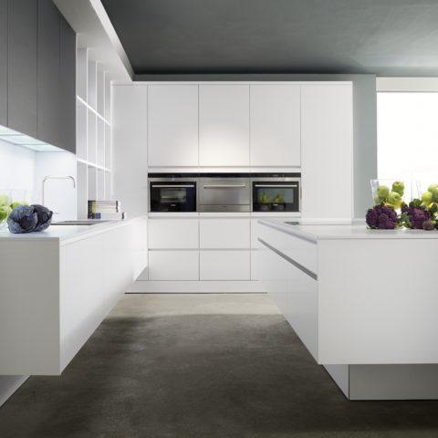 Eggersmann laminate pure white