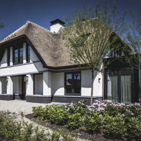 Nieuwbouw villa te Woerden