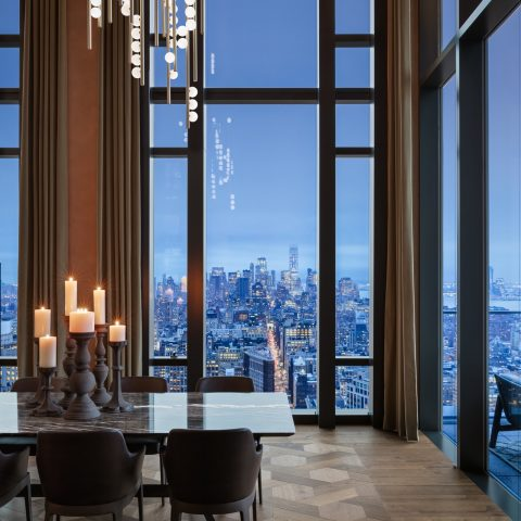 Penthouse in New York, United States