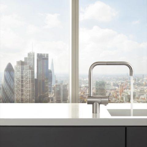 Modern design tap