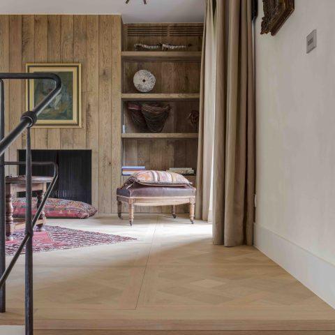 Versaillesvloer in je woningkamer