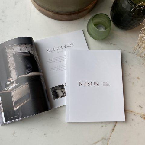 Nieuwe catalogus Nilson