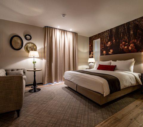 Hotel Mondragon Zierikzee kiest voor comfort en luxe van Nilson Beds