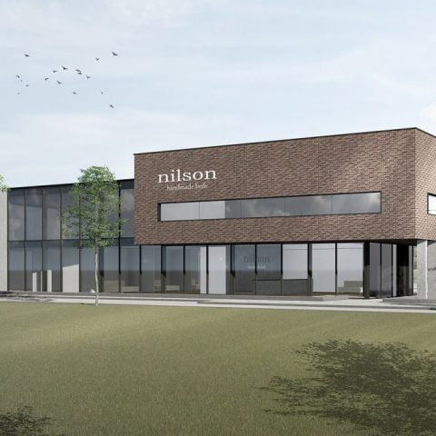 Nilson Beds bouwt 'brand experience store' in Amersfoort