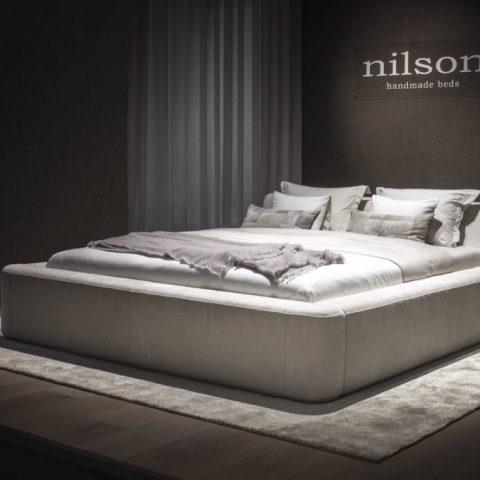 Nilson Beds presenteert nieuw bed Sea by Wolterinck