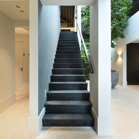Exclusieve woningbouw met high-end meubelmaatwerk
