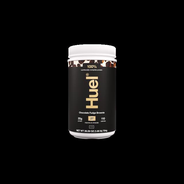 Huel Complete Protein Chocolate Fudge Brownie
