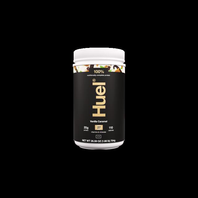 Huel Complete Protein Vanilla Caramel