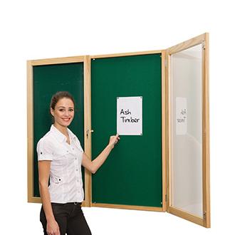 Wooden Framed Noticeboards