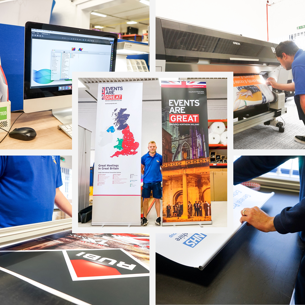 How Roller Banners Are Made