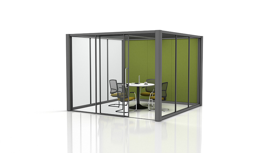 What Can Glass Office Pods Be Used For