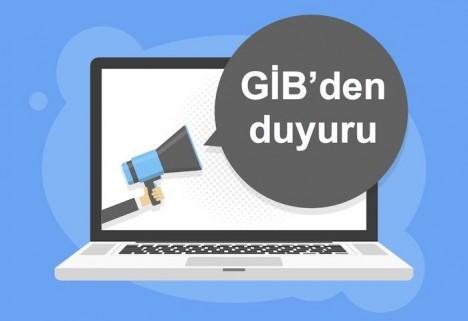 e-Arşiv Fatura ve e-İrsaliye'de yeni tarih