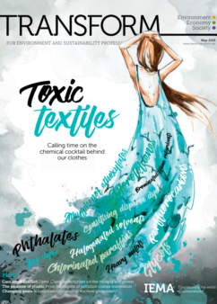 May TRANSFORM front cover