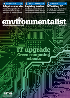 Environmentalist April 2012