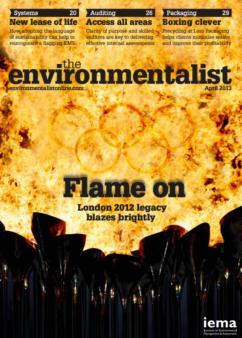 Environmentalist April 2013