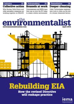 Environmentalist April 2014
