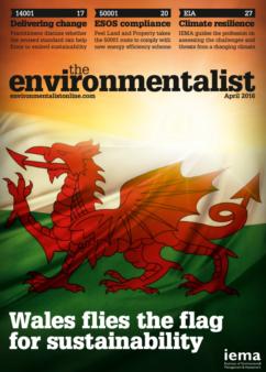 Environmentalist April 2016
