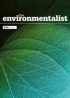 Environmentalist April 2017 placeholder