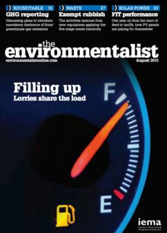 Environmentalist August 2011