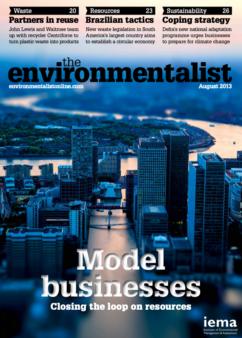 Environmentalist August 2013