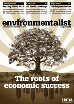 Environmentalist August 2014