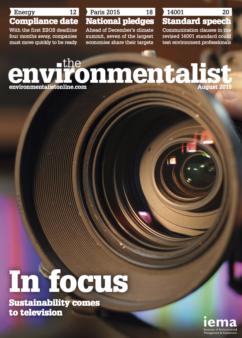 Environmentalist August 2015