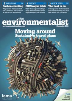 Environmentalist December 2011