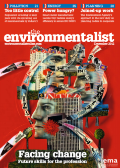 Environmentalist December 2012