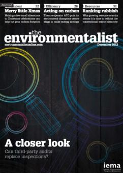Environmentalist December 2013