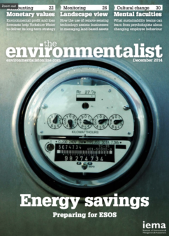 Environmentalist December 2014
