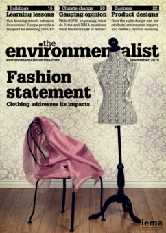 Environmentalist December 2015