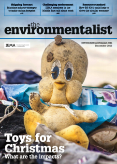 Environmentalist December 2016