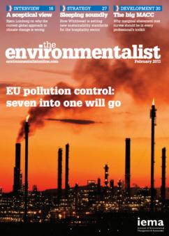 Environmentalist February 2011