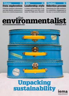 Environmentalist February 2014