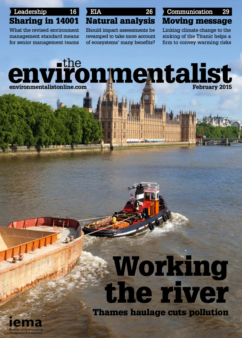Environmentalist February 2015