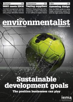 Environmentalist February 2016