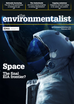 Environmentalist February 2017