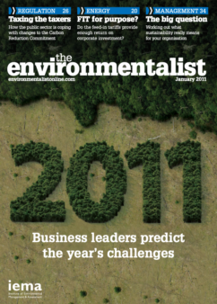 Environmentalist January 2011