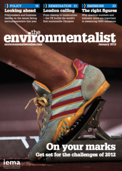 Environmentalist January 2012