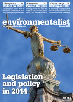 Environmentalist January 2014
